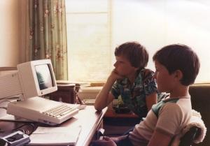 Josh Rowe Apple 1984